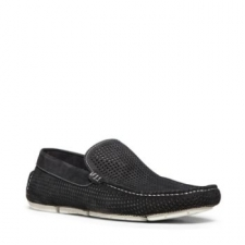Simplicity is key. Steve Madden's perforated leather DITMARS slip on drivers epitomize clean, classic design. Leather upper Man-made sole Man-made lining