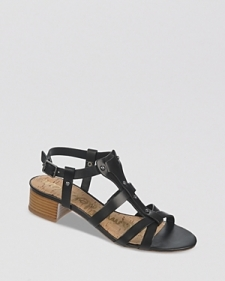 Sam Edelman City Sandals - Angela Block Heel-Shoes