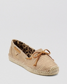 Sperry Top-Sider Espadrille Flats - Katma-Shoes