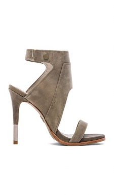 Pour La Victoire Open Toe Ankle Strap Platform Sandals - Venga High Heel-Shoes