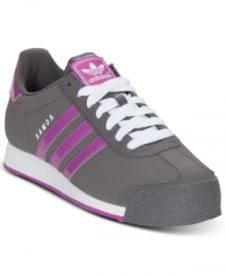 adidas Women's Samoa Sneakers from Finish Line Kids Kids' Essentials - Finish Line Athletic Shoes