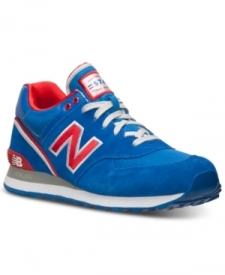 New Balance Men's 574 Casual Sneakers from Finish Line Shoes MEN