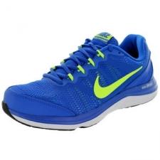 Nike Men's Dual Fusion Run 3 Men Nike Running Shoes Shoes Training Shoes Shoes Lifestyle Shoes Casual Shoes 653596 400 Hypr Cblt/Vlt/Unvrsty Bl/White