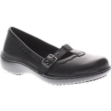 Spring Step Canada Black Med - Womens Loafers
