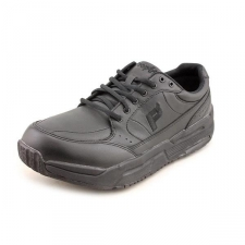 For all day comfort the Sanford sneaker is your only choice to keep you going. Genuine leather upper. Traditional lace closure. Padded tongue and collar prevents lace bruising and blistering. Brushed nylon lining wicks away moisture to keep your feet dry. Supportive heel counters offer added support and stability. Dual removable and padded footbed provides cushioning and comfort with each step. Lightweight, molded EVA midsole for additional shock absorption to reduce foot fatigue. Durable rubber outsole is specially designed to deliver superior traction and grip. Medicare/HCPCS code = A5500 diabetic shoe. Imported. Measurements: Heel Height: 1 1 4 inWeight: 15 ozPlatform Height: 3 4 inProduct measurements were taken using size 11, width XX (5E). Please note that measurements may vary by size.