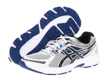 Hit the ground in winning style and lasting comfort in the GEL-Contend from ASICS! Designed for the entry-level, low-mileage runner. Breathable mesh upper. Durable synthetic overlays. Plush tongue and collar. Breathable fabric lining for a great in-shoe feel. Removable, foam insole supplies light underfoot cushioning. Plush EVA foam insole provides protection and promotes a smooth ride. Rearfoot Gel cushioning system attenuates impacting shock and allows for a smooth transition to midstance. Rubber outsole. Imported. Measurements: Weight: 11 ozProduct measurements were taken using size 9.5, width 4E - Extra Wide. Please note that measurements may vary by size.
