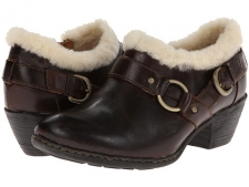 Keep warm and cozy by the fire with the Cita from Born®.Full-grain leather upper. Inside-zip closure for easy on and off. Faux-fur lining to promote a warm and comfortable environment for your feet. Heel-to-toe padding offers lasting cushioning and comfort for extended wear.A stable steel shank provides superior support for those long days. Sturdy rubber outsole is extremely lightweight and durable. Opanka hand-sewn construction provides long-lasting wear and flexibility. Imported. Measurements: Heel Height: 2 inWeight: 15 ozProduct measurements were taken using size 8, width M (B). Please note that measurements may vary by size.