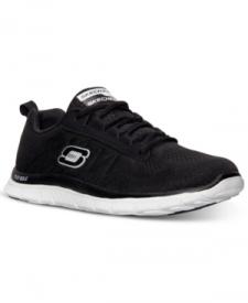 Skechers Women's Flex Appeal Sweet Spot Memory Foam Running Sneakers from Finish Line Kids Kids' Essentials - Finish Line Athletic Shoes
