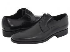 The Bruno Magli™ Rammola combines the unmatched attention to detail of an upscale dress silhouette with the comfort of a casual shoe. Soft leather upper. Front lace-up closure. Elasticized gores for comfortable, custom fit. Leather lining and insole. Synthetic, textured outsole for grip. Made in Italy. Measurements: Weight: 14 ozProduct measurements were taken using size 7, width E - Wide. Please note that measurements may vary by size.