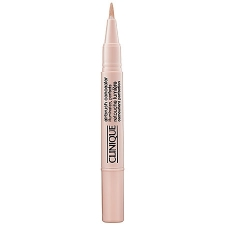 Instantly helps soften the look of fine lines and wrinkles. Light-diffusing optics brighten shadows and other imperfections. Creamy-light formula in a flow-through applicator for smooth brush-ons. Ophthalmologist tested. 0.05 oz. Color(s): fair, medium, neutral fair. Brand: Clinique. Style Name: Clinique Airbrush Concealer. Style Number: 102361. Available In Stores.