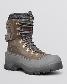 Sorel Conquest Waterproof Boots-Men