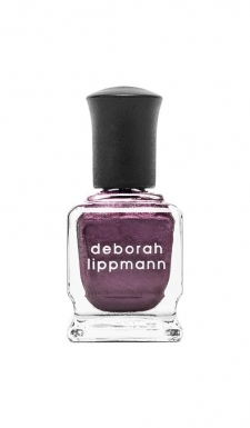 If it's high-fashion manicures you're looking for, then Deborah Lippmann is it. In addition to being a favorite manicurist among top editors and the celebrity set, these days Lippmann creates unique polishes as well as specialty treatments for hands and feet. Set of two 0.5 fl oz bottles of magnetic wave nail lacquer. Set includes Love is a Battlefield and Berry Metal. Included magnet creates magnetic wave design effect. Does not contain formaldehyde, toluene, or dibutyl phthalate (DBP). All Deborah Lippmann products are FINAL SALE.