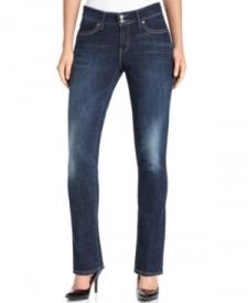 Levi's 529 Curvy-Fit Skinny Jeans, Glacier Wash Women Women's Clothing - Jeans