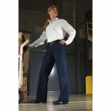 Women's Work N Motion Pant. 75% Polyester/25% Cotton.