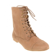 """The boxer is the perfect boot for a casual look. This boot will go great with any jeans. -Lace up -1""""inch heel"""