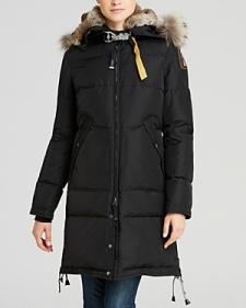 Parajumpers Long Bear Coat-Women