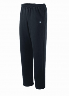 Champion Eco® Fleece Men's Sweatpants. Soft, warm, substantial. and made with recycled fibers. They're our softest Champion men's sweatpants. And they're made with up to 5% recycled polyester fibers.