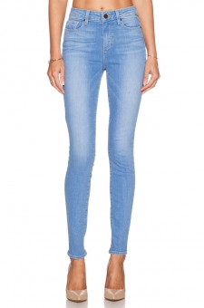 Paige Denim Jeans - Hoxton Ultra Skinny in Meliah-Contemporary