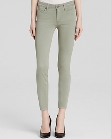 Paige Denim Jeans - Verdugo Ankle in Sea Moss-Contemporary